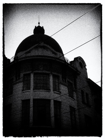 dome and lines
