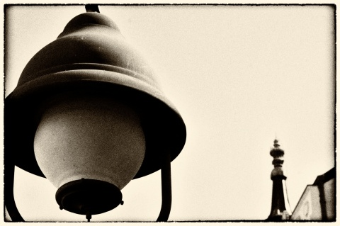 light and tower