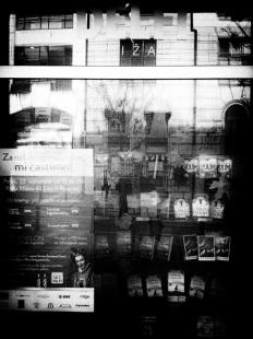 one of many bookshops