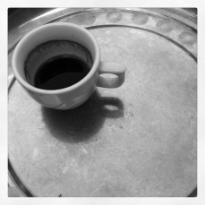 morning espresso