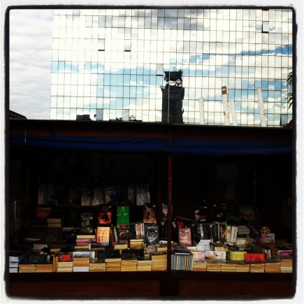 books and windows