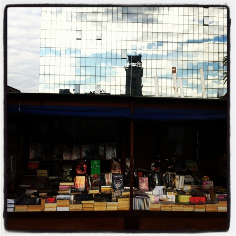 books and windows