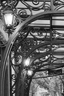 lamps and wrought iron