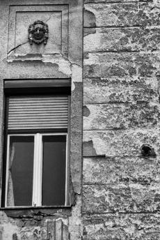 window on wall