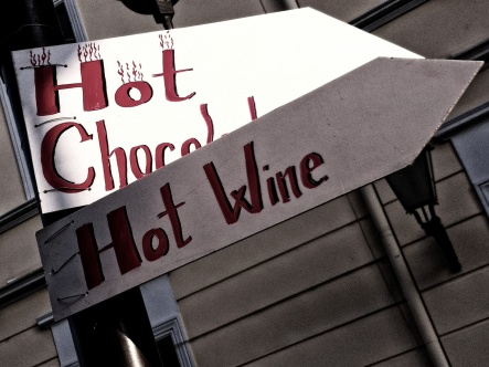 hot wine?