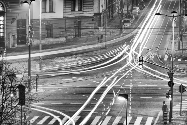 streets alight